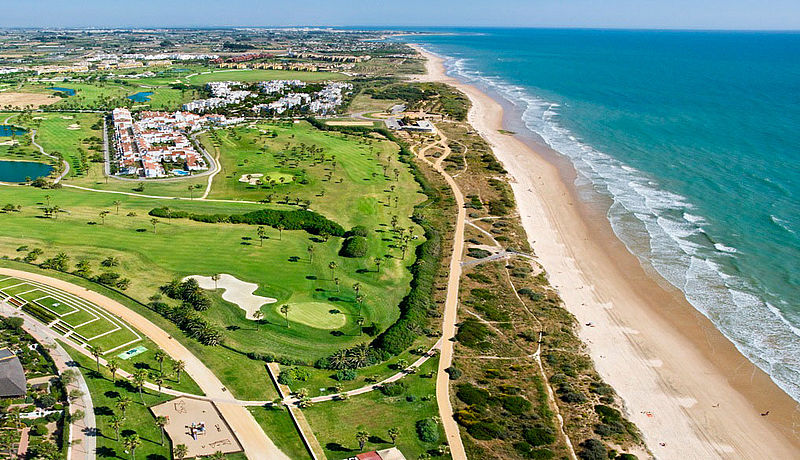 Costa Ballena Golf Club, Costa de la Luz, Spanien