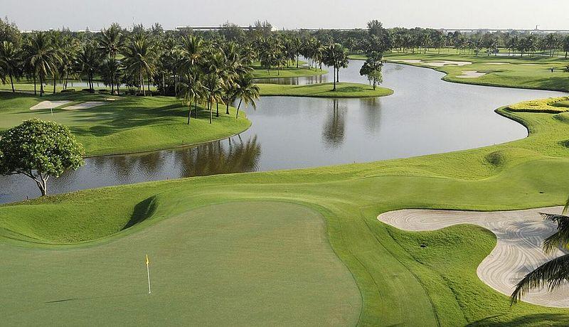 Thai Country Club Bangkok / Golfreisen Thailand