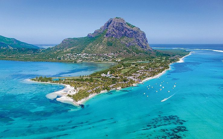 Paradis Beachcomber Golf Resort Spa / Golfreisen Mauritius