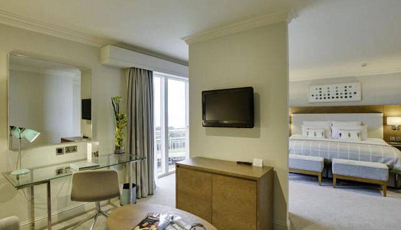 Junior Suite im Portmarnock Hotel and Golf Links / Golfreisen Irland
