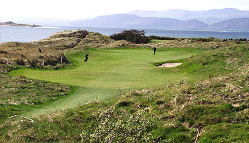 Dooks Links Golf Course / Golfreisen Irland
