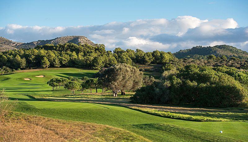 Club de Golf Alcanada auf Mallorca, Balearen, Spanien