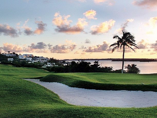 Belmont Hills Golf Club auf den Bermudas