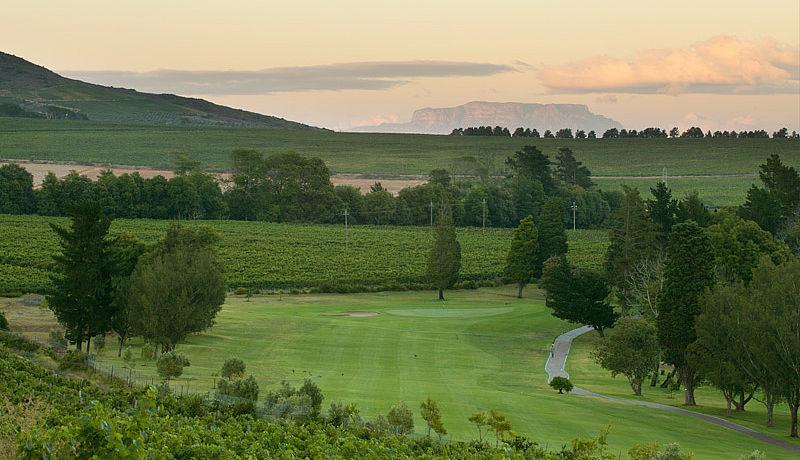 Devonvale Golf Club / Golfreisen Südafrika
