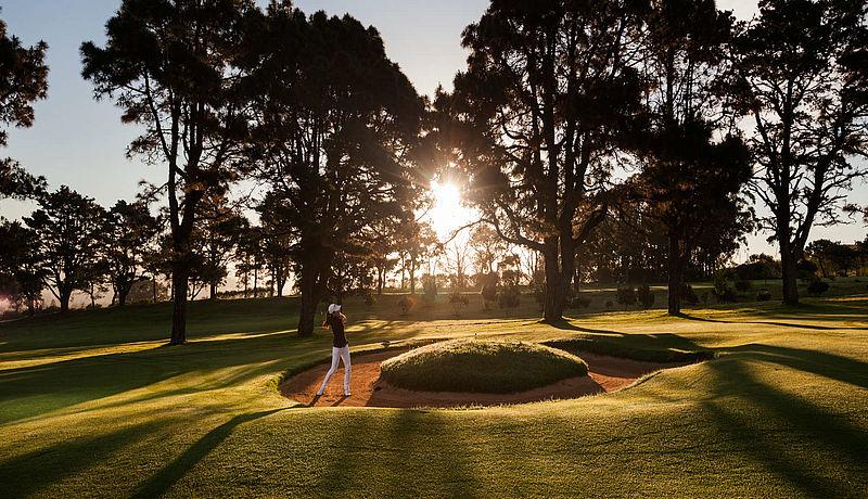 Real Club Golf de Tenerife auf Teneriffa, Golfreisen auf die Kanarischen Inseln / Spanien