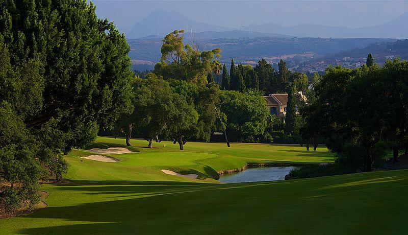 Real Club de Golf Sotogrande, Costa del Sol, Spanien