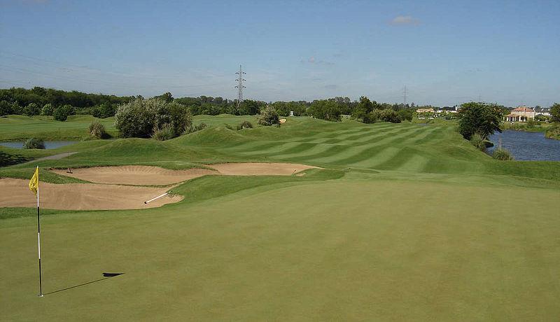 Buenos Aires Golf Club in Argentinien