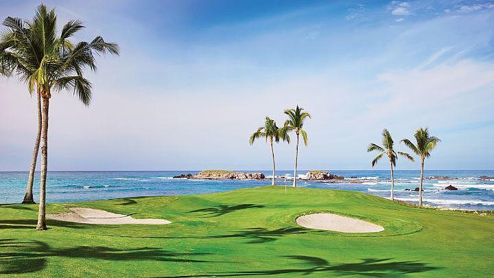 Punta Mita Pacifico Golf Club / Golfreisen Mexiko