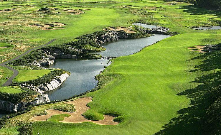 The Smurfit Course at K Club / Golfreisen Irland