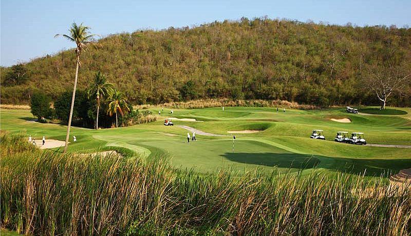 Banyan Golf Club / Golfreisen Thailand
