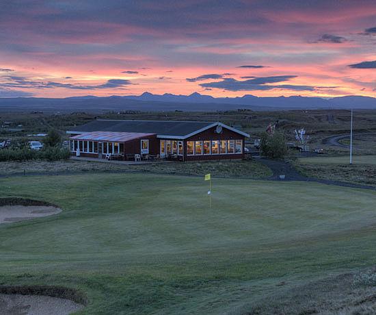 Kidjaberg Golf Course / Golfreisen Island