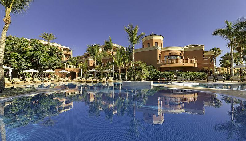 Las Madrigueras Golf Resort Spa auf Teneriffa / Golfreisen Kanarische Inseln