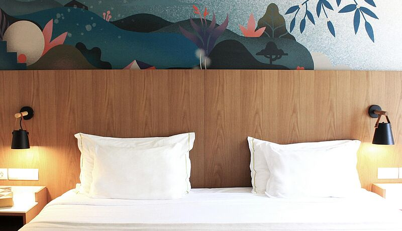 Doppelzimmer im Onyria Quinta da Marinha Hotel, Cascais / Golfreisen Portugal