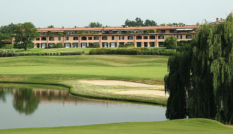 Le Robinie Golf Resort / Golfreisen Norditalien