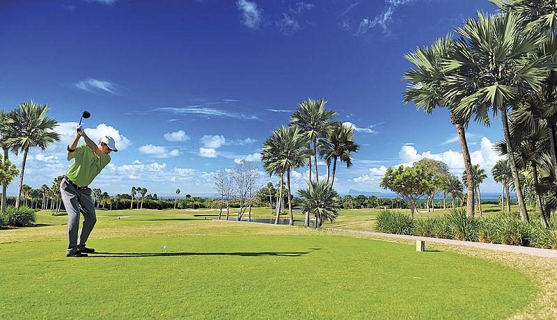 Mont Choisy Golf / Golfreisen Mauritius
