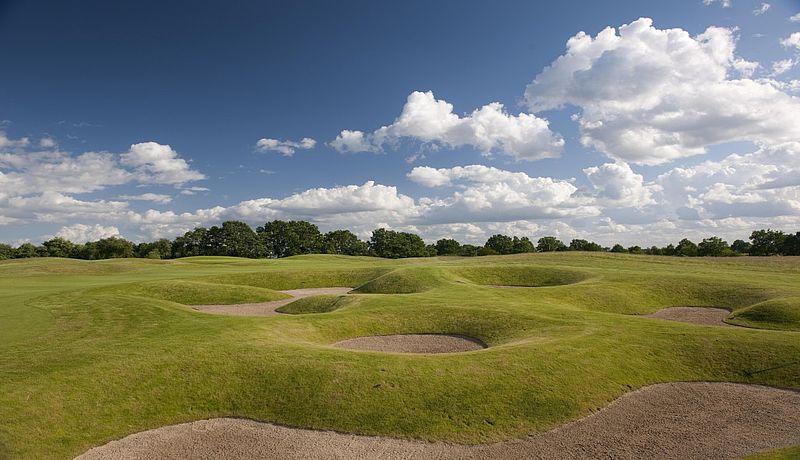 Golfpark Schloss Wilkendorf in Deutschland