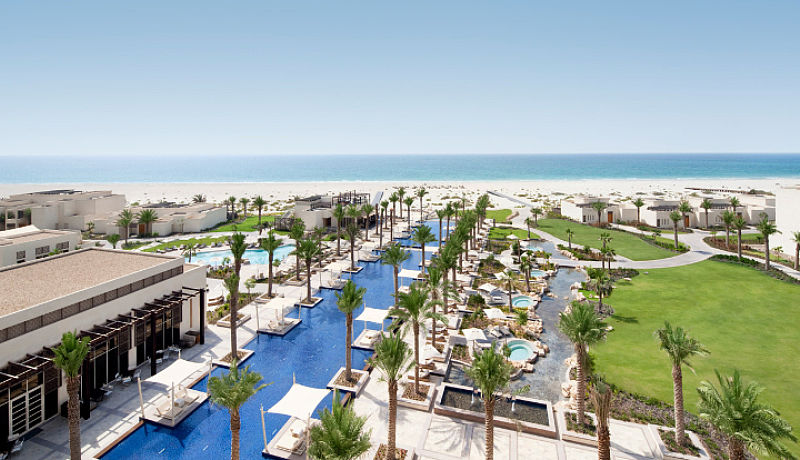 Park Hyatt Hotel & Villas / Golfreisen Abu Dhabi
