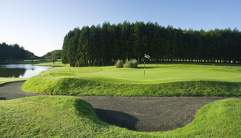 Furnas Golf Club / Golfreisen Azoren