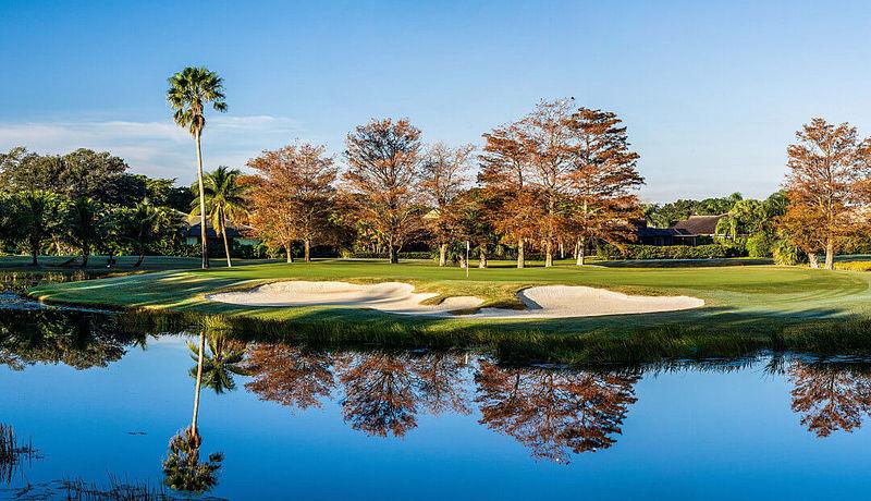 The Fazio von PGA National Golf Club in Palm Beach Gardens / Golfreisen Florida