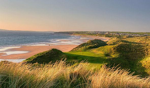 Ballybunion The Old Golf Course / Golfreisen Irland
