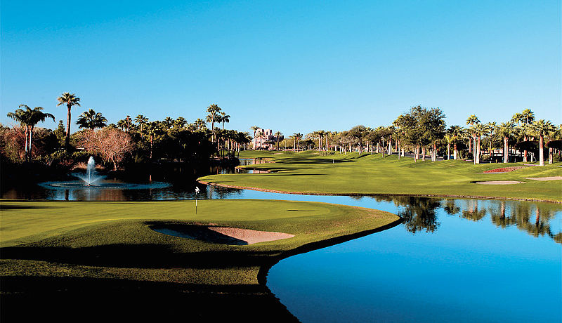The Phoenician Golf Club / Golfreisen Arizona