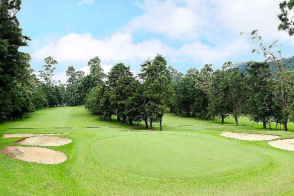 Nuwara Eliya Golf Club / Golfreisen Sri Lanka