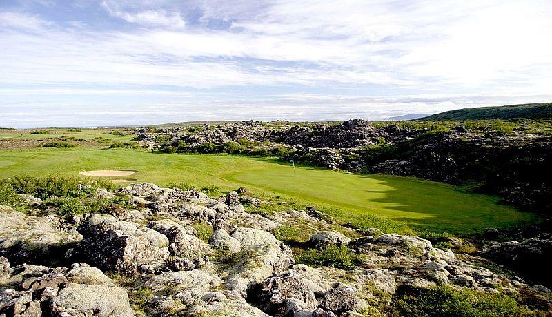 Oddur Golf Course / Golfreisen Island