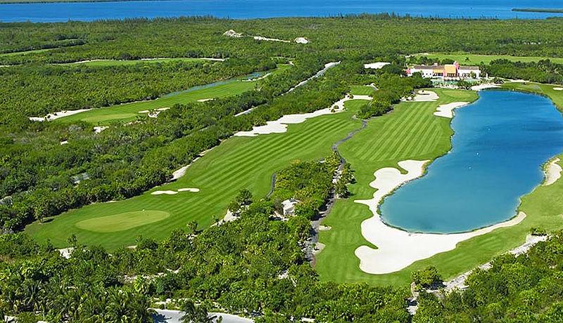 Playa Mujeres Golf Club / Golfreisen Mexiko