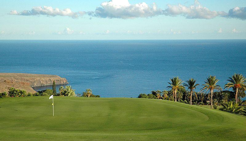 Tecina Golf auf La Gomera, Golfreisen auf die Kanarischen Inseln / Spanien
