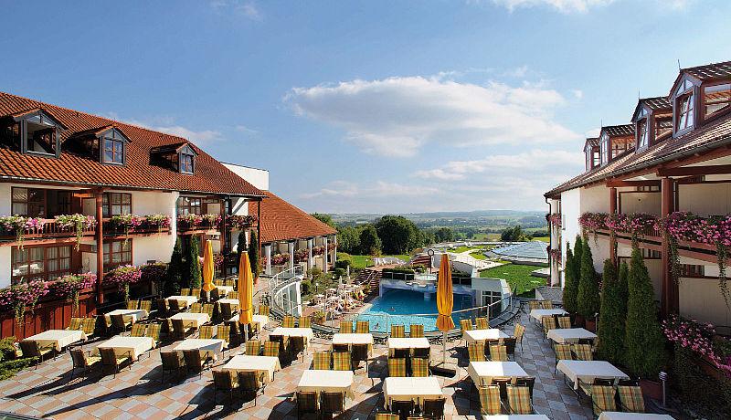 Hotel Fürstenhof Quellness- und Golfhotel in Bad Griesbach / Golfreisen Deutschland