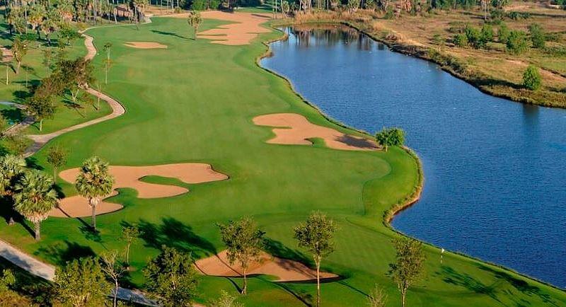 Angkor Golf Resort / Golfreisen Kambodscha