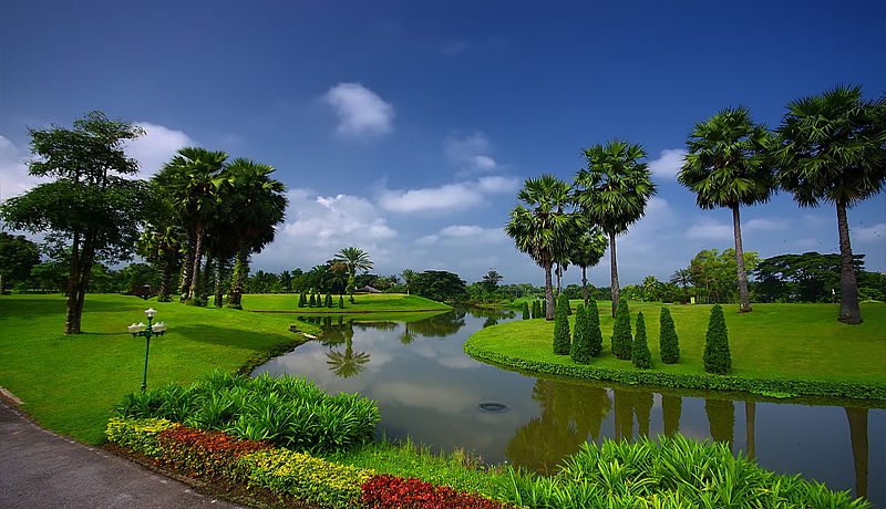 Summit Green Valley Golf / Golfreisen Thailand