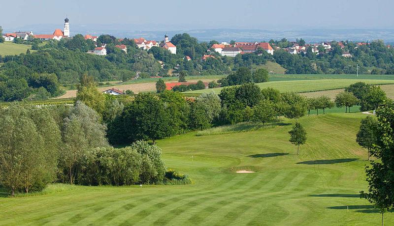 Bad Griesbach Lederbach Golf / Golfreisen Deutschland