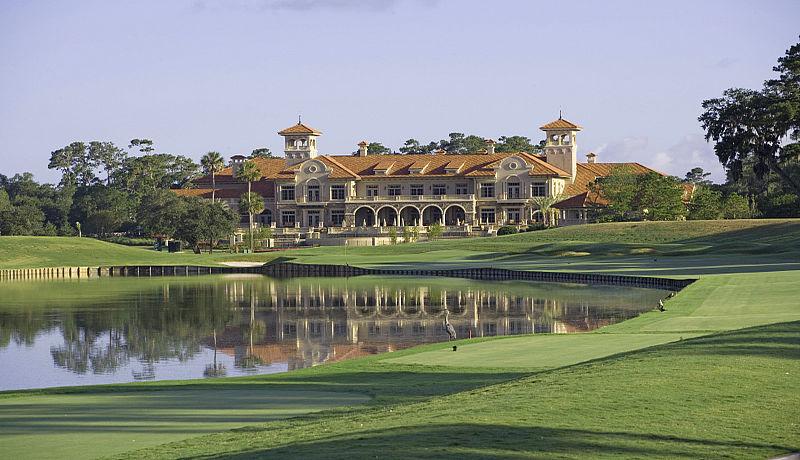 Sawgrass Country Club bei Jacksonville / Golfreisen Florida