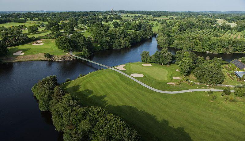 Saint-Malo Golf / Golfplatz Bretagne / Golfreisen Frankreich