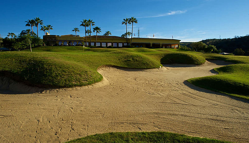 Marbella Golf Country Club, Costa del Sol, Spanien