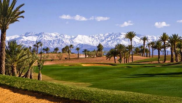 Amelkis Golf Club / Golfreisen Marokko