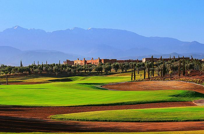 PalmGolf Marrakech Ourika / Golfreisen Marokko