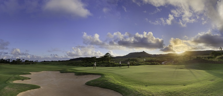 Avalon Golf and Country Club / Golfreisen Mauritius