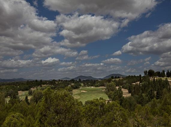 Yasmine Golf Course bei Hammamet, Tunesien