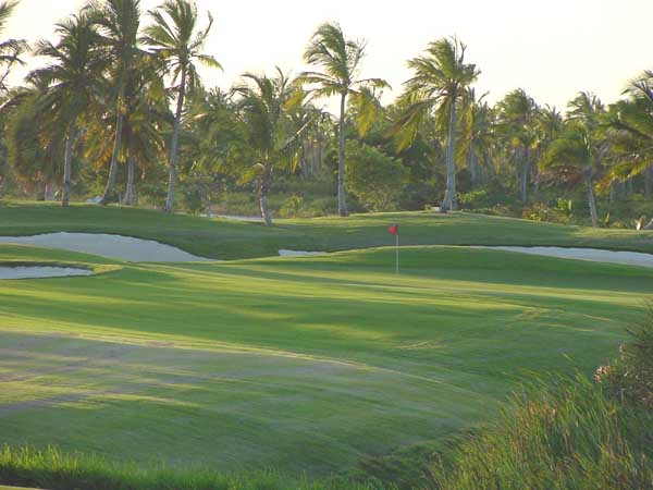 Cocotal Golf Country Club in der Dominikanischen Republik