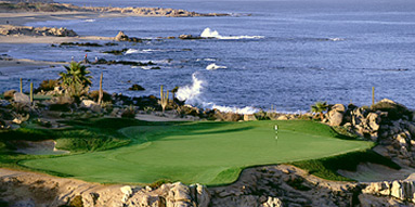 Ocean Course at Cabo del Sol Golf Club / Golfreisen Mexiko