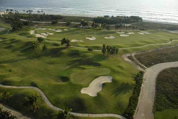 Tres Vidas Golf Club / Golfreisen Mexiko
