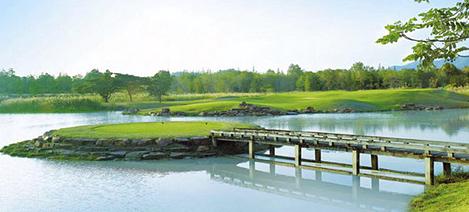 Imperial Lake View Golf Club / Golfreisen Thailand