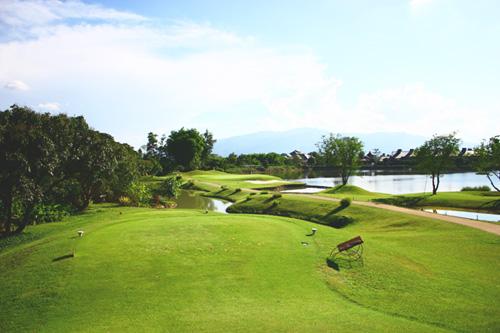 Mae Jo Golf Club Chiang Mai / Golfreisen Thailand