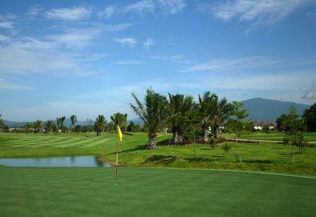 North Hill Golf Chiang Mai / Golfreisen Thailand