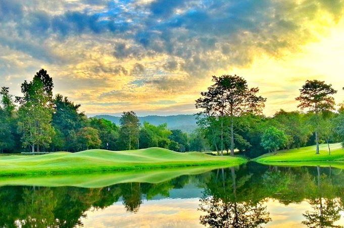 The Royal Chiang Mai Golf Club / Golfreisen Thailand