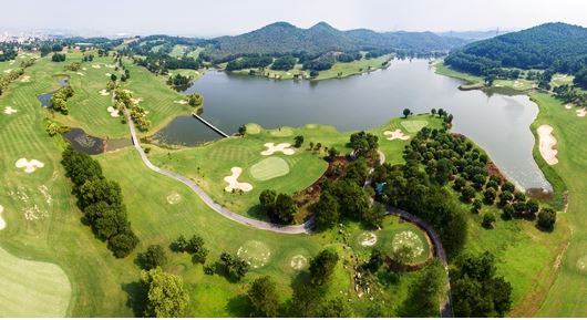 Chi Linh Star Golf Country Club / Golfreisen Vietnam