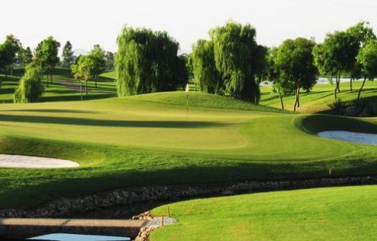Van Tri Golf Club / Golfreisen Vietnam
