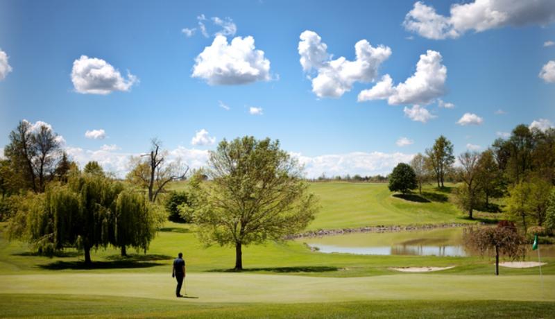 Vigiers Golf & Country Club bei Bordeaux, Bordelais / Golfreisen Frankreich